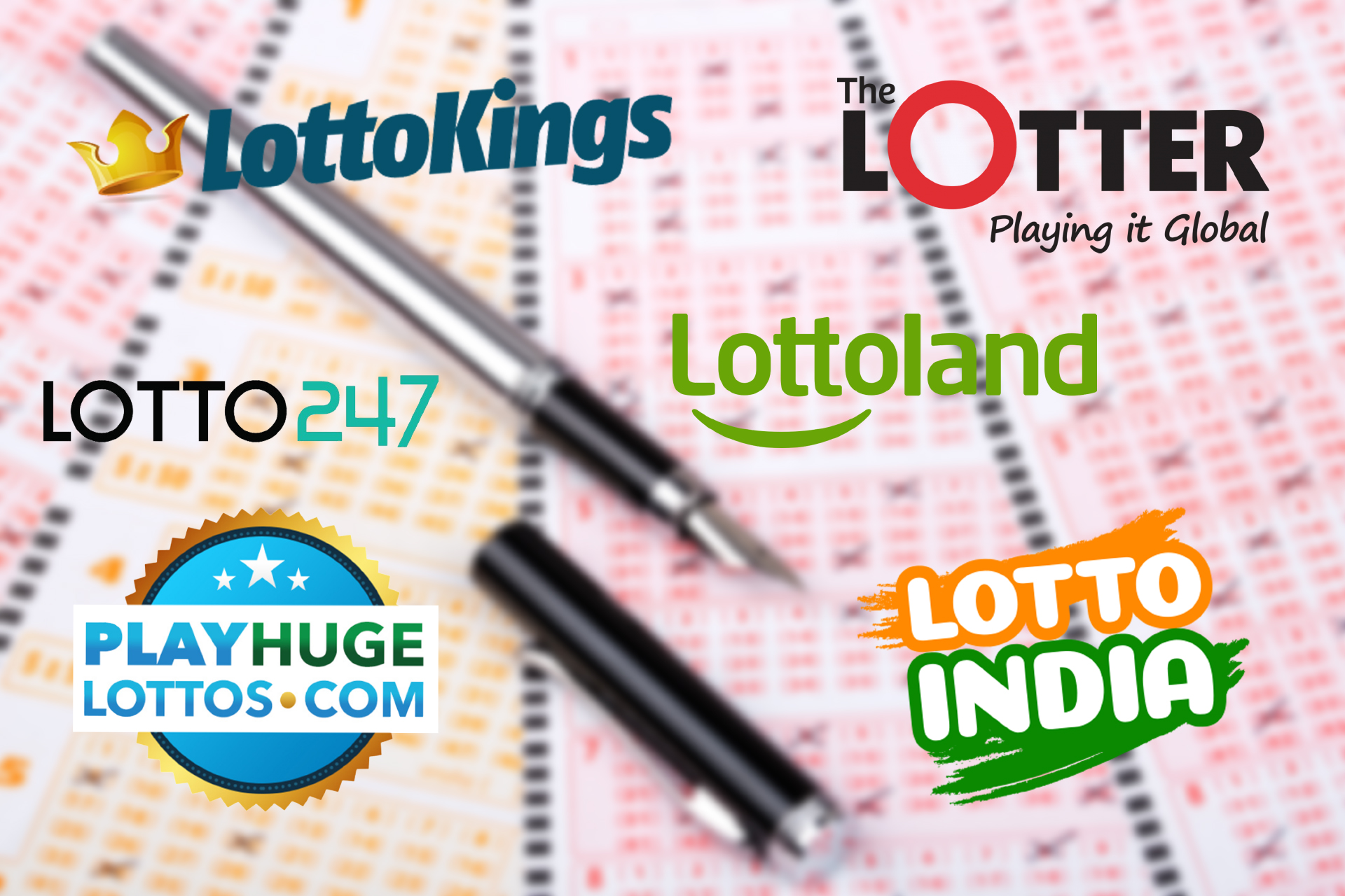 Explore the criteria for selecting the best online lottery sites in India.