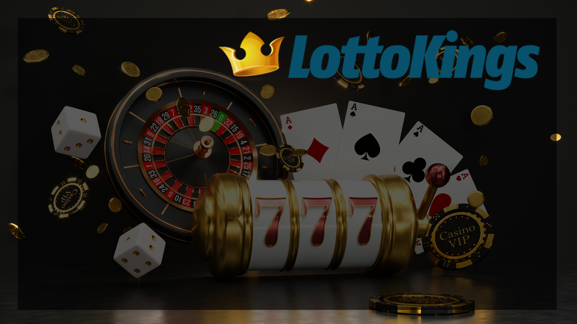 LottoKings promotion gives you 40% off on MegaMillions tickets and 50% off on the Powerball tickets.