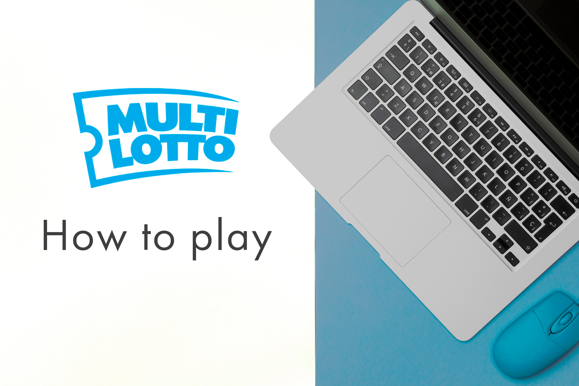 To play on MultiLotto you need to choose the lottery and buy at least one ticket.