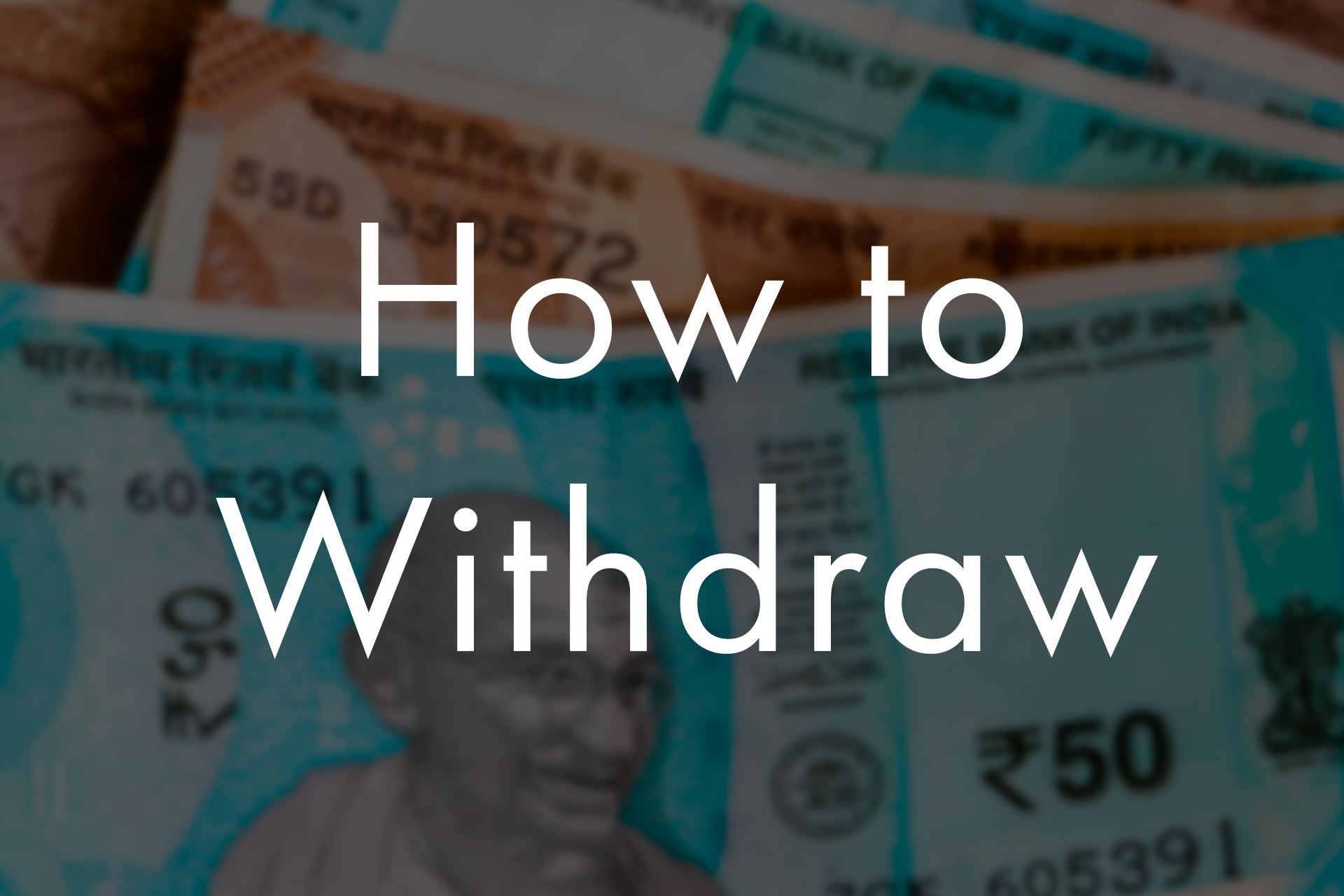 After you win you can withdraw money to your bank card or e-wallet.