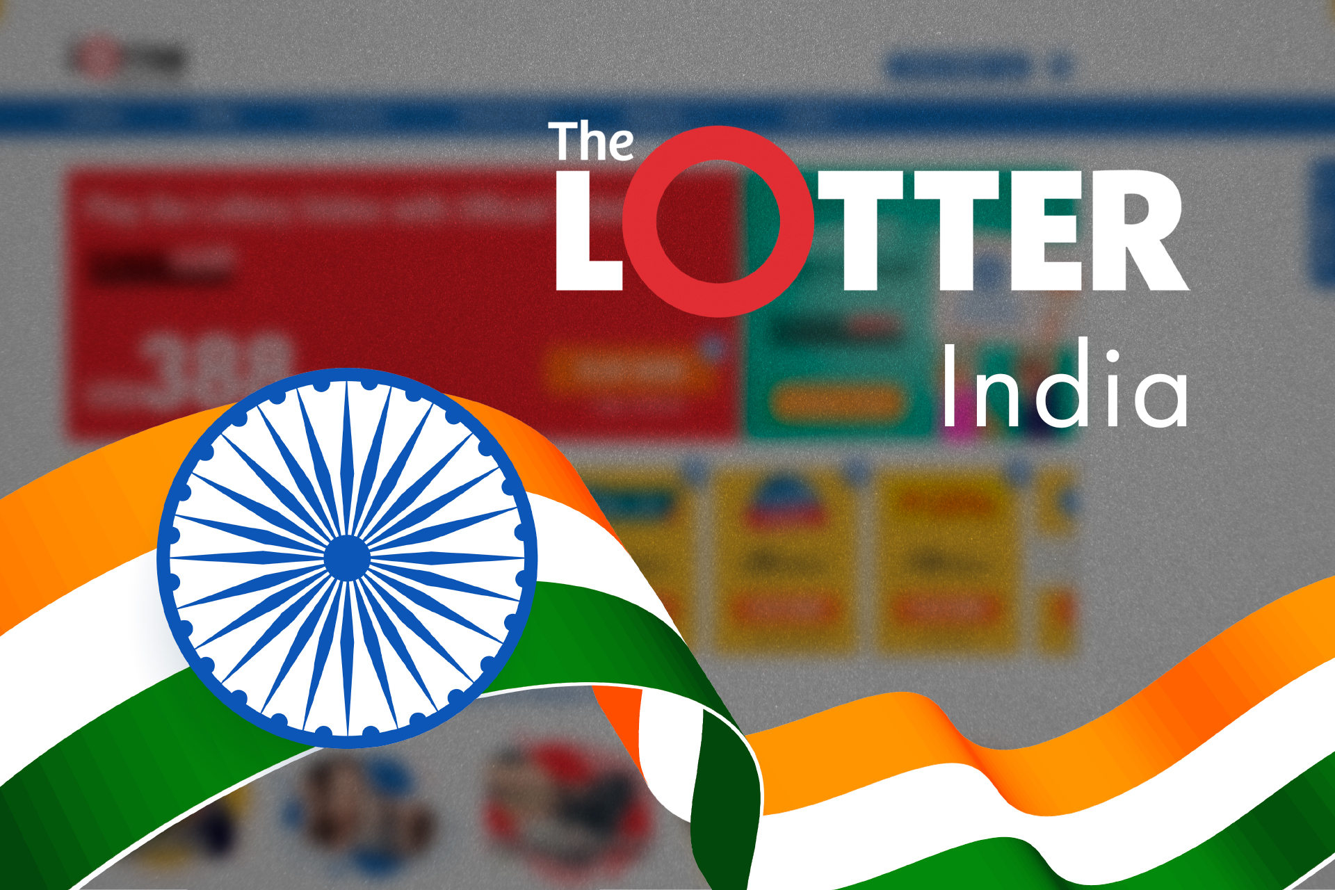 Despite the most lotteries are European and American users from India can buy tickets to any of them using their account on TheLotter.