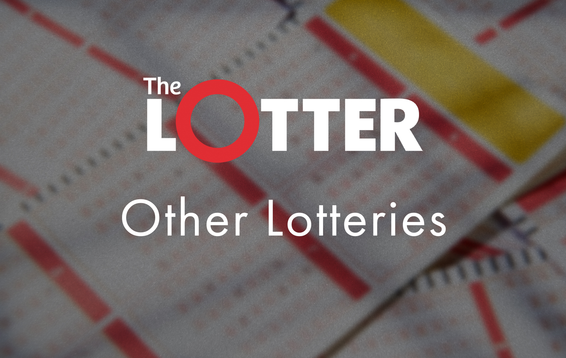 Among the list of lotteries, you can find ones from Europe, South and North America, Asia, and Africa.